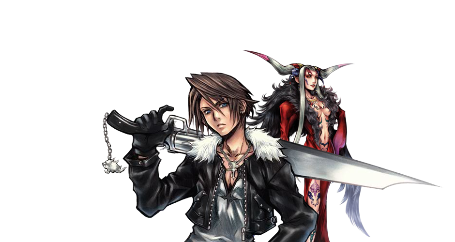 Interprétation : Final Fantasy VIII - The Successor