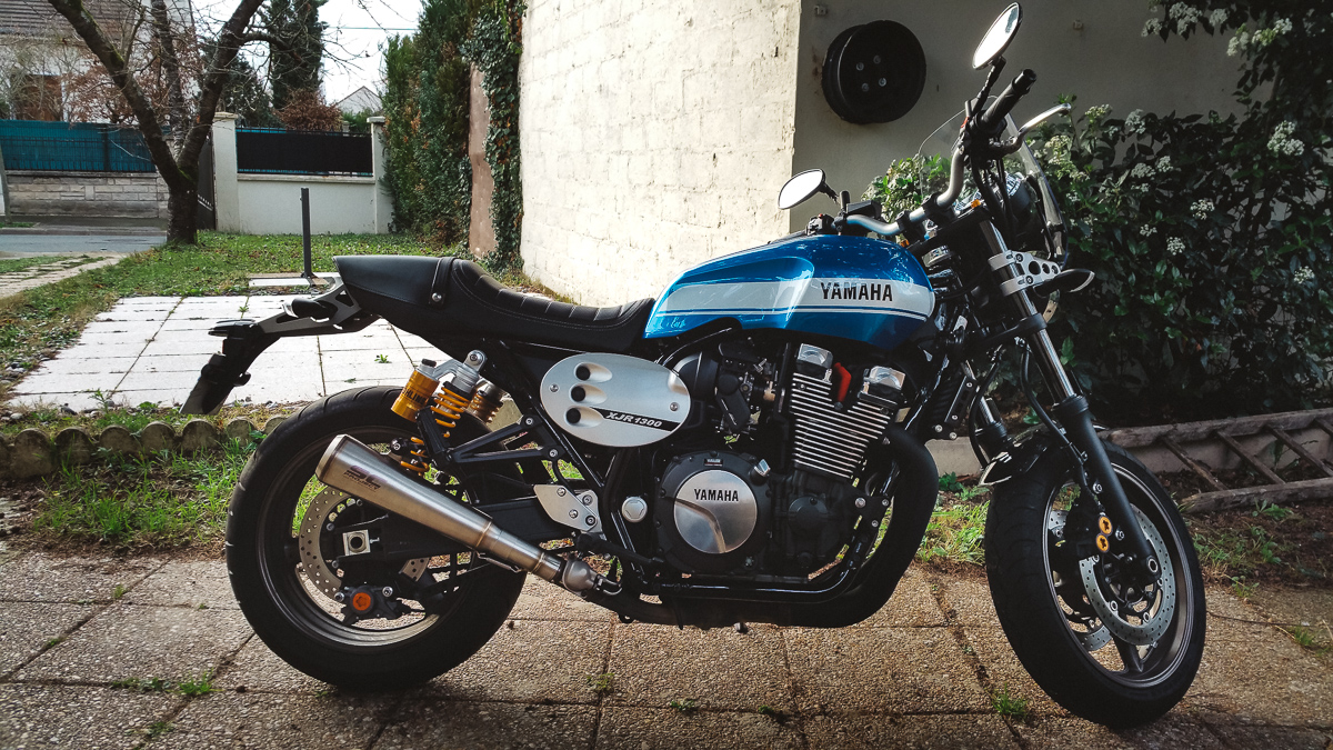 XJR1300 : on the road again !